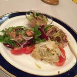 緑花 - 前菜