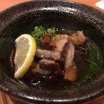 魚民 - なまこ酢!