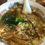 中華麺房 祥 - ラーメン