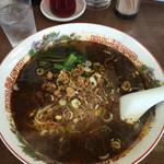 中華麺房 祥 - マーラーメン