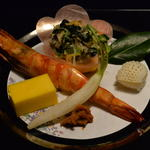 46108217 - 大晦日の夕食 前菜
