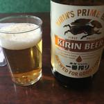 46108687 - 瓶ビール。