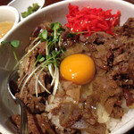 46108722 - 特製大山丼 ¥520                       玉子 ¥50