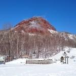 46109068 - 函館に行く途中で、定番の昭和新山