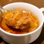 ミスターカンソ - 料理写真:マサマンカレーチキン