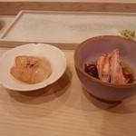 Sushiwatanabe - 香箱蟹と海老