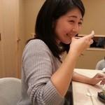鮨わたなべ - 日本酒