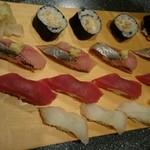 46110965 - 最後の寿司