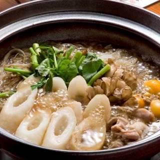 【秋田の郷土料理】きりたんぽ鍋