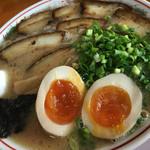 46113186 - スーパーチャーシュー麺