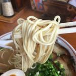福来家 - 麺 リフトアップ