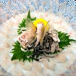 自然美庵 日本料理 悠善 - ふぐのおいしい季節です!!