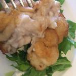 プリマベーラ - 鱈の白子のムニエル