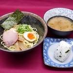 パピヨン亭 - つけ麺