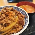 吉野家 - 牛丼 アタマ