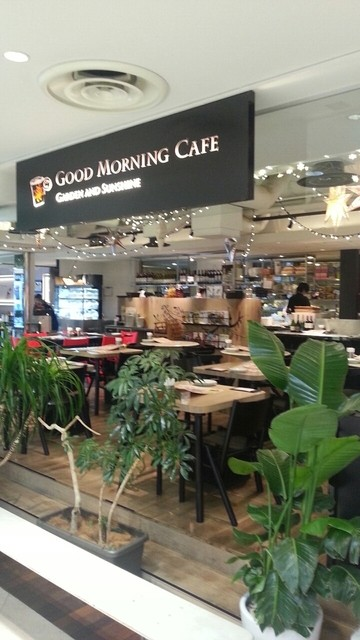 グッドモーニングカフェ 池袋ルミネ店 - 外観