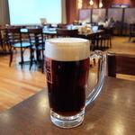 ブルワーズハウス - ブラッククォーター(黒ビール1 対 一番搾り3)