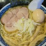 地頭鶏ラーメン本舗阿波家 - 料理写真:
