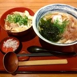 杵屋 - カツ丼定食