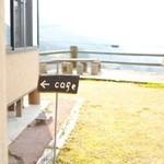 農家カフェ 風の道 - カフェ入口