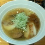 拉麺 弁ten - 塩チャーシュー
