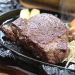 豊後牛ステーキの店 そむり 鉄板焼 - ヒレステーキLサイズ