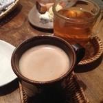 46123550 - コーヒーと紅茶