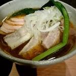 一途 - 『高司(たかし)』(チャーシュー麺)¥1000-