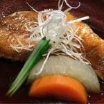 魚問屋 魚きんた - 赤魚の煮付け