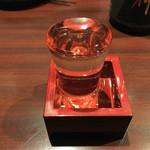 魚問屋 魚きんた - 超 水神(日本酒)