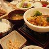 カボチャ食堂 - 料理写真:ごろごろ野菜の煮込みハンバーグ定食(カレー)