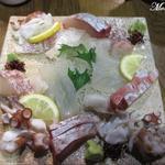 ふく蔵 - 料理写真:お刺身