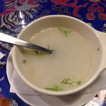 インドアジアダイニング - サイゴンセットの日替わりのスープ