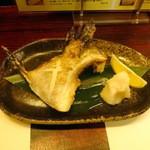 OH!膳屋 - カンパチカマ焼き740円+税