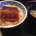うな政 - 料理写真:う…うな丼…¥880