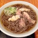 一寸亭 - 肉そば ¥680