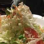 旬まる - シーザーサラダ