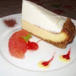 ミラベル - 料理写真:チーズケーキ