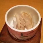 金魚すさび - 1512_金魚hanare_5.黒豚あぐーの蒸し餃子