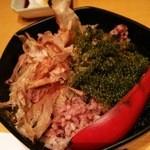 金魚すさび - 1512_金魚hanare_11.海ぶどう丼