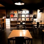 Spincoaster Music Bar - 店内写真