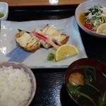 あなご亭 - 穴子白焼定食