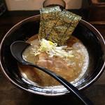 46134186 - 細麺 中盛り880円(2015.12)