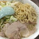 ホープ軒 - 麺・クローズアップ