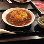 中華楼 - 天津飯