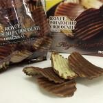 46138519 - ポテトチップス チョコレート
