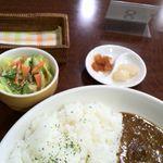 目黒区役所 レストラン - ビーフカレー