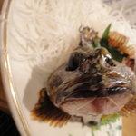 魚河岸料理 うおぎん - がしらちゃんアップ