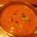 インド&パキスタン料理 シディーク - キーマカレー