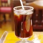 御徒町 六曜館 - アイスコーヒー